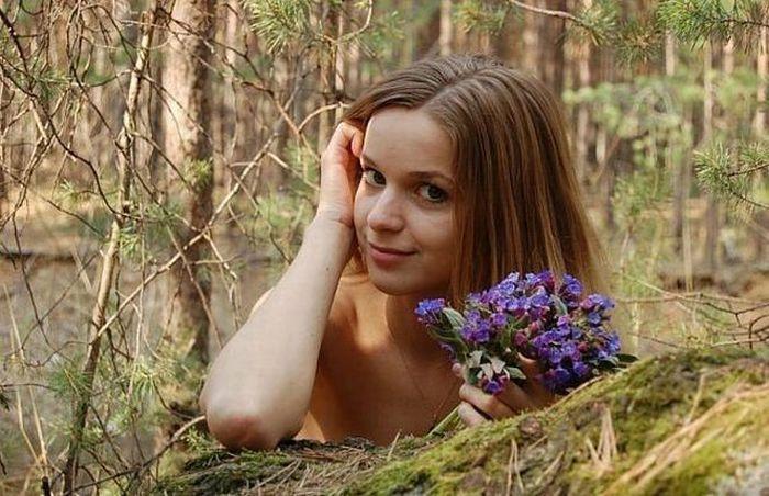 Милые девушки из социальных сетей (70 фото)