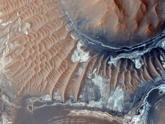 Новые фотографии Марса (30 фото)