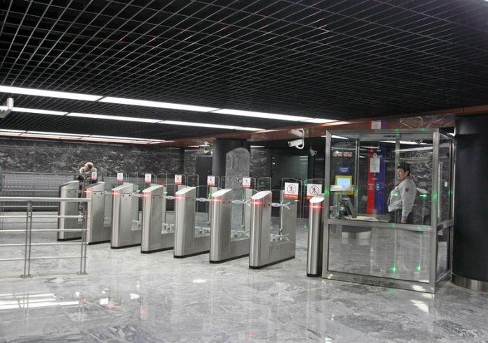Новые станции московского метро (64 фото)