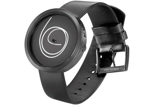 Необычные наручные часы от Nava Design (Италия)