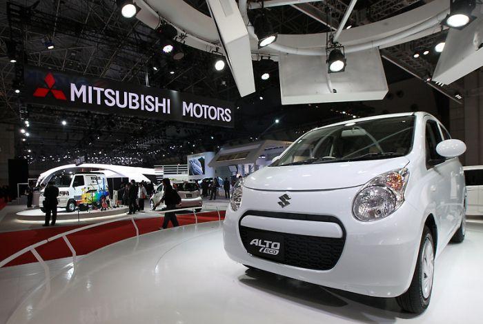 Motor Show в Токио (47 фото)
