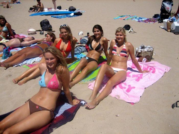 Лето и девушки (89 фото)