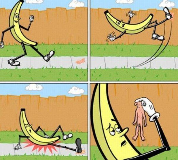 Смешные комиксы (37 картинок)