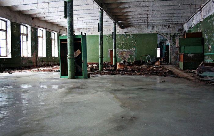 Русские заброшенности (46 фото)