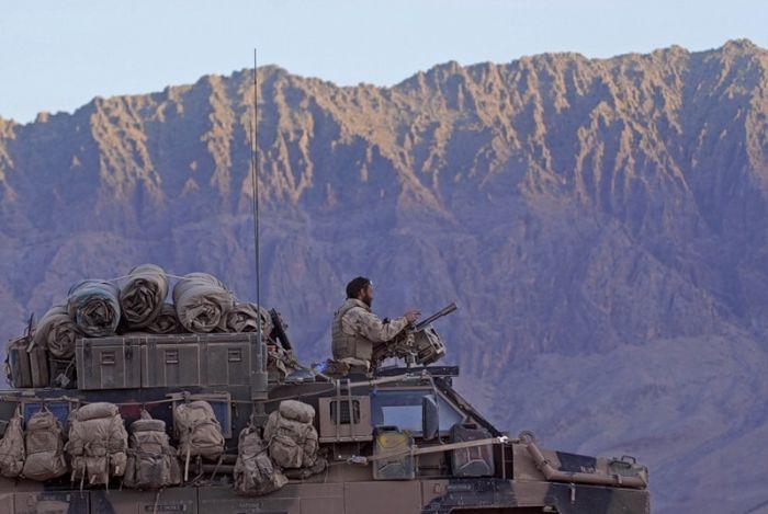 Австралийский спецназ SASR (162 фото)