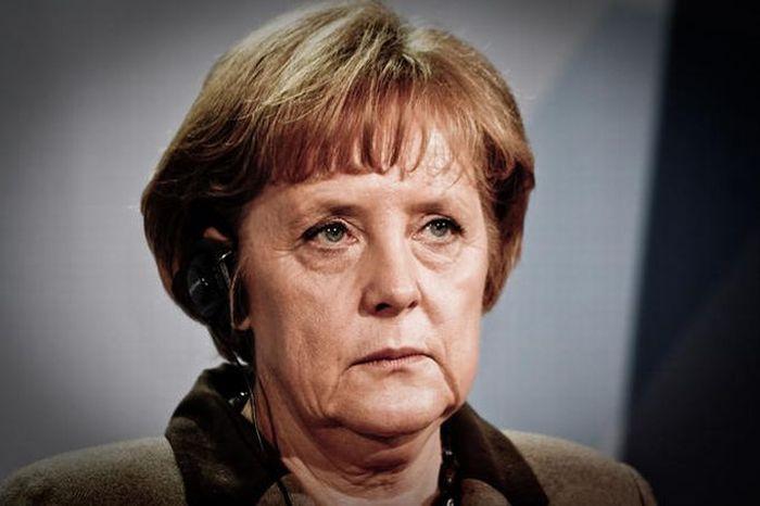 Ангела Меркель с другой стороны (5 фото)