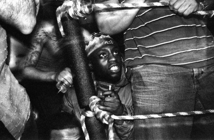 Подпольные бои Нью-Йорка (25 фото)