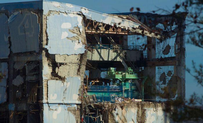 Новые фотографии станции «Фукусима-1». Часть 2 (20 фото)