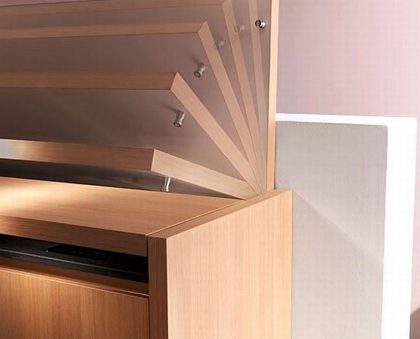 Компактная мебель (11 фото)