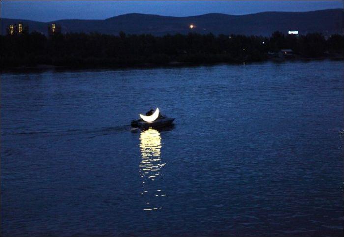 Свой собственный кусочек луны (17 фото)