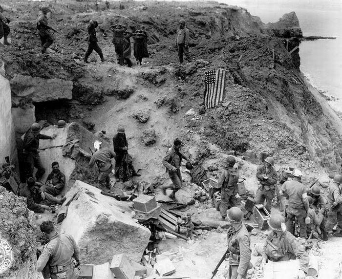Нормандская операция в фотографиях (22 фото)