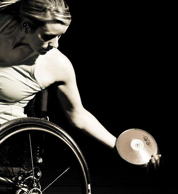 Параолимпийцы (15 фото)