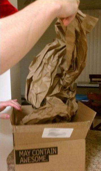 Странная упаковка (7 фото)
