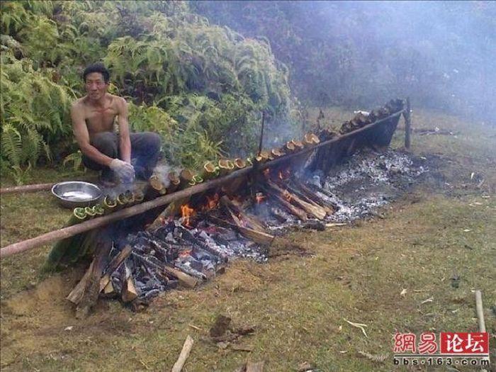 Барбекю по-китайски (10 фото)