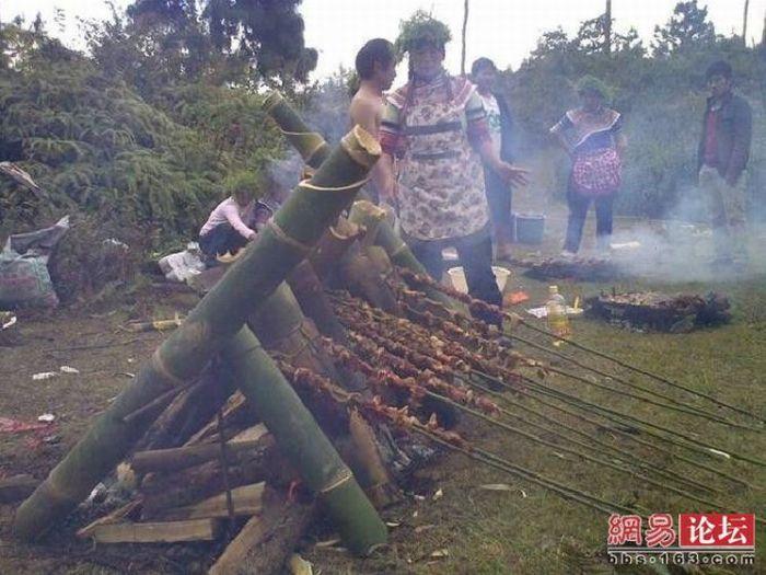 Барбекю китайски электрокамины для дома в н.новгороде