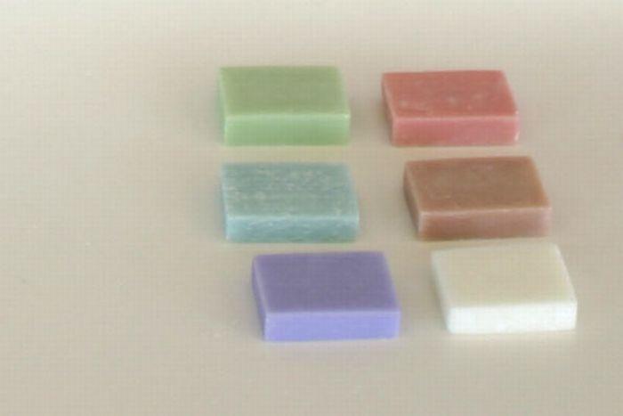 Тертое мыло (6 фото)