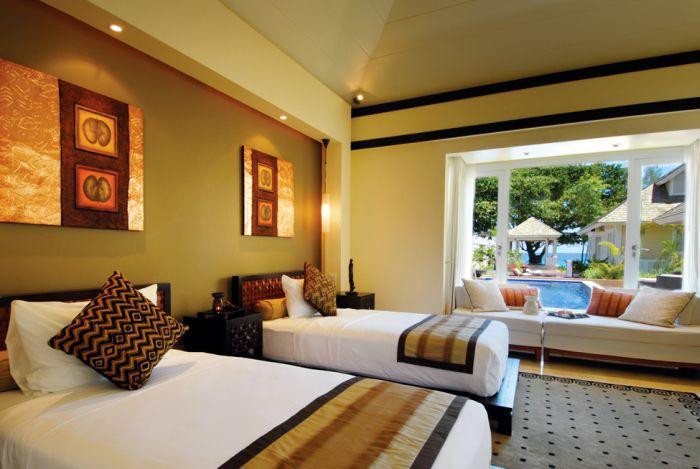 Шикарный отель на Сейшельских островах (19 фото)