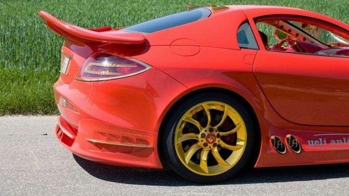 Авто стоимостью 11 000 000 долларов (20 фото)