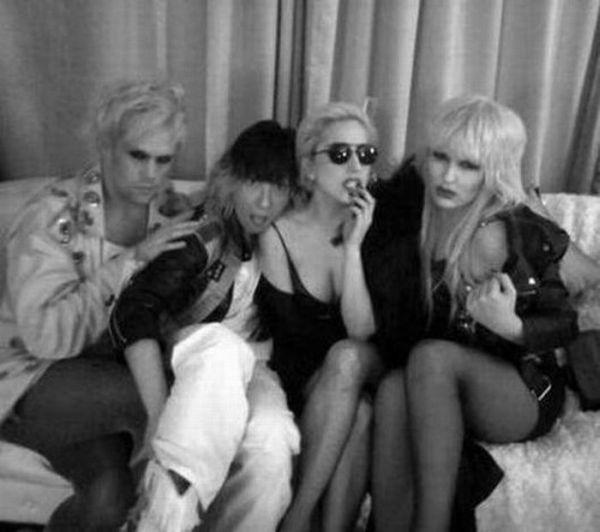 Молодая Леди Гага. Часть 2 (58 фото)