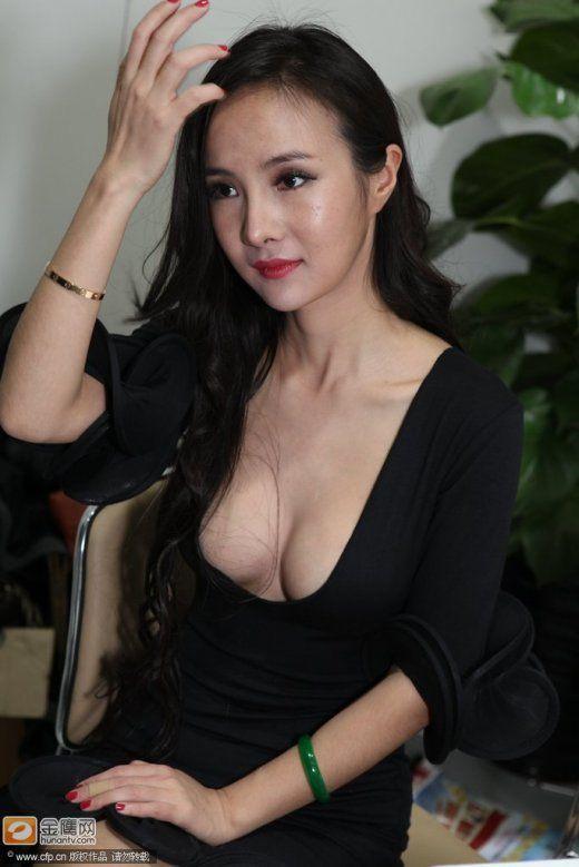 Ган Лулу - звезда китайского интернета (52 фото)