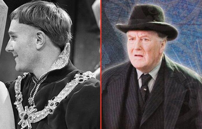 Актеры из фильмов о Гарри Поттере в молодости (11 фото)