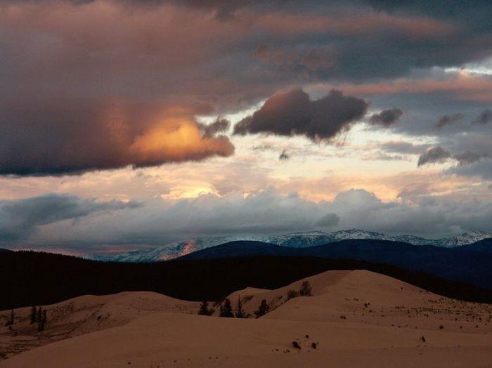 Холодные пески (12 фото)