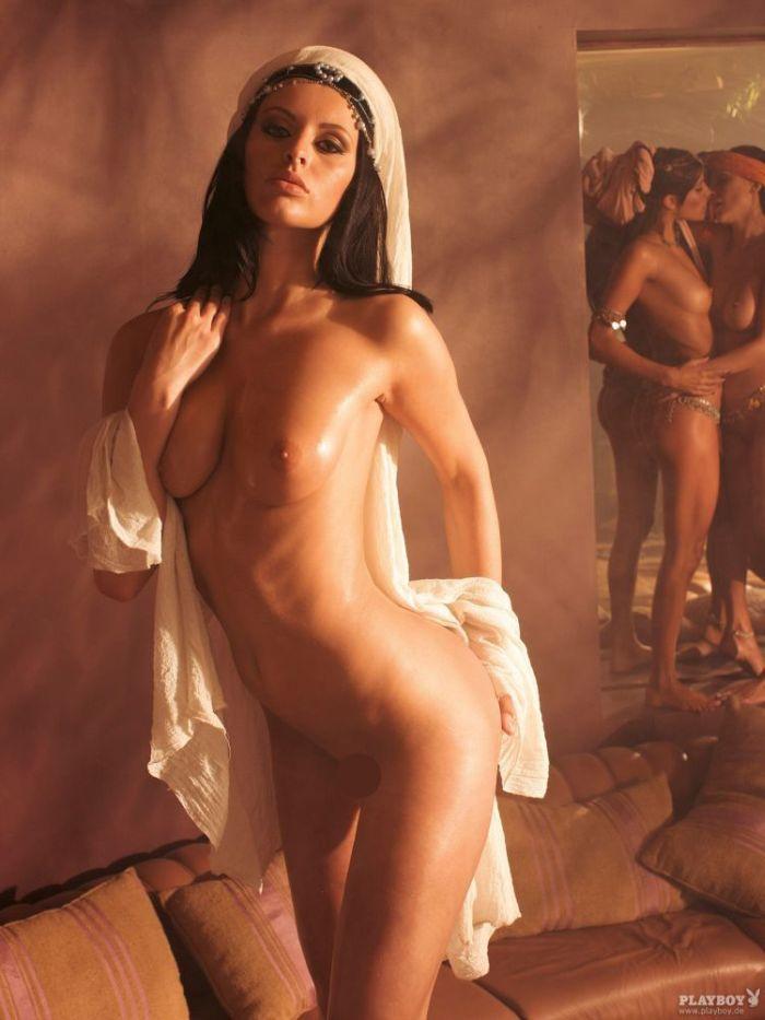 Самый сексуальный гарем (20 фото)