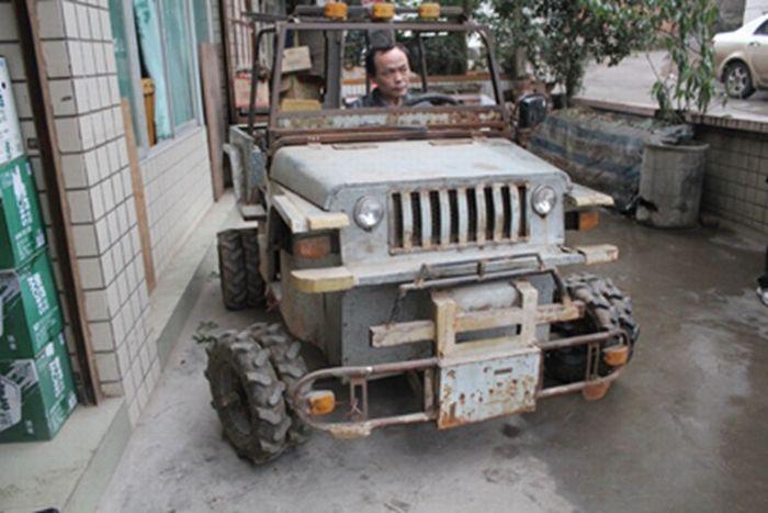Китайский Hummer (2 фото)