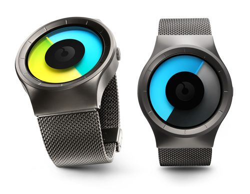 Оригинальные наручные часы ZIIIRO Celeste (Германия)