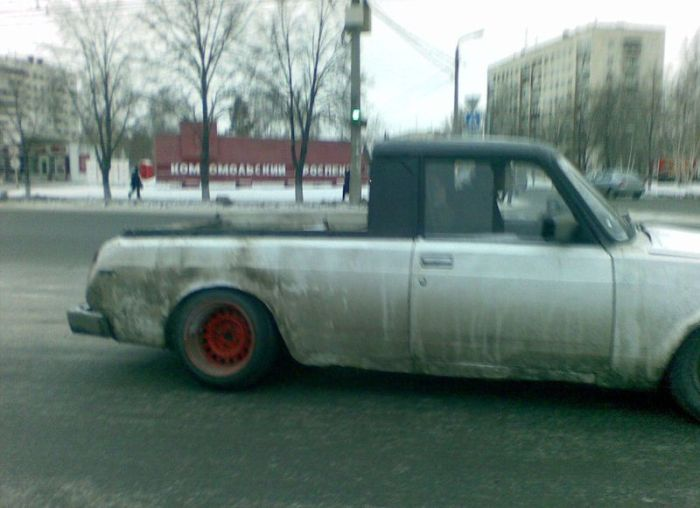Челябинский тюнинг (6 фото)