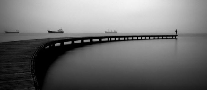 Туман (101 фото)
