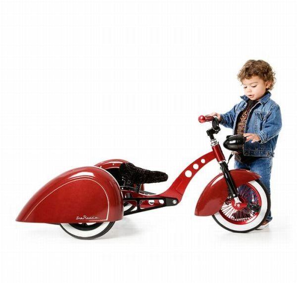"""Детский трехколесный велосипед """"Enzo Trike"""" (10 фото)"""