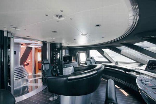 """""""Мальтийский сокол"""" - третья по величине яхта в мире (22 фото)"""