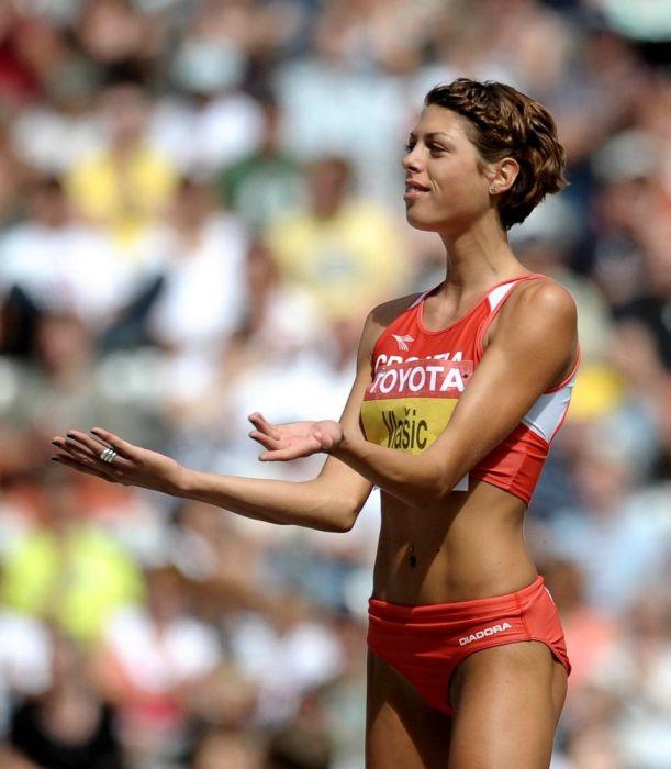 Девушки спортсменки (50 фото)