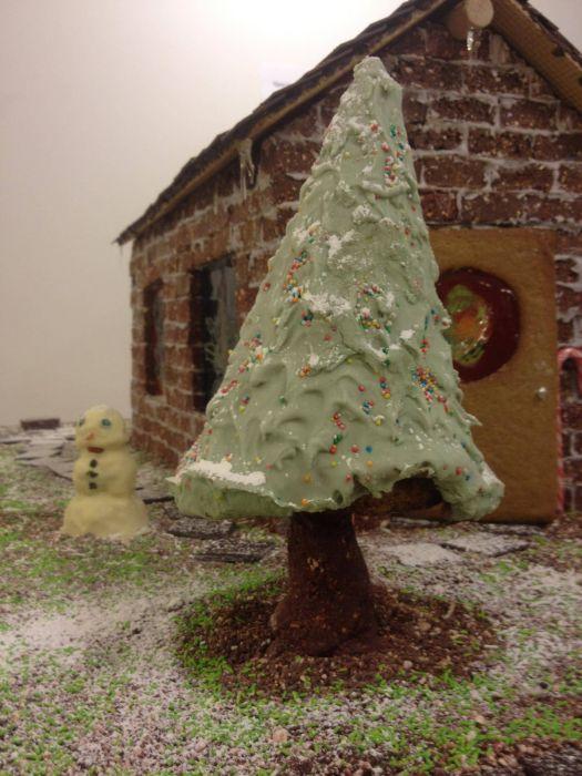 Рождественский кекс (30 фото)