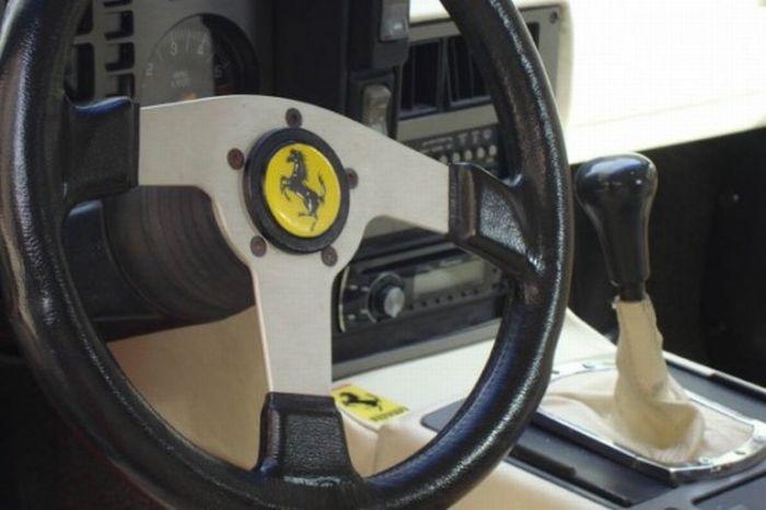 Обвинение в нарушении патентных прав Ferrari (7 фото)