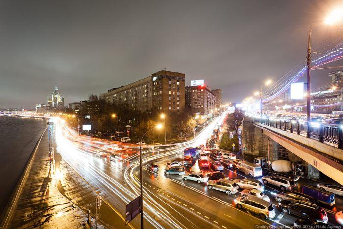 Московские пробки (23 фото)