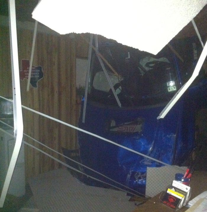 Полет на Subaru STI (5 фото)