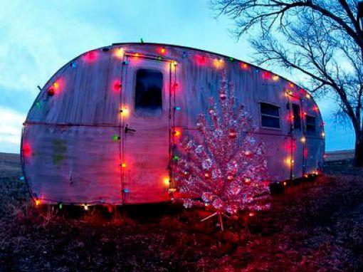 Рождество в деревне (33 фото)