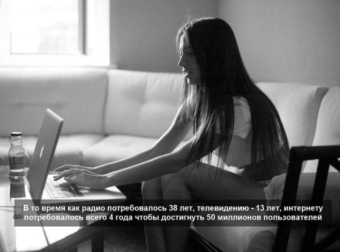Факты и соблазнительные девушки (76 фото)