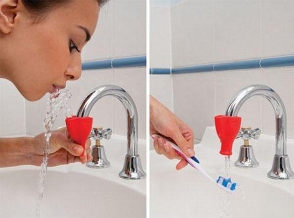 Прикольная штучка для чистки зубов (2 фото)