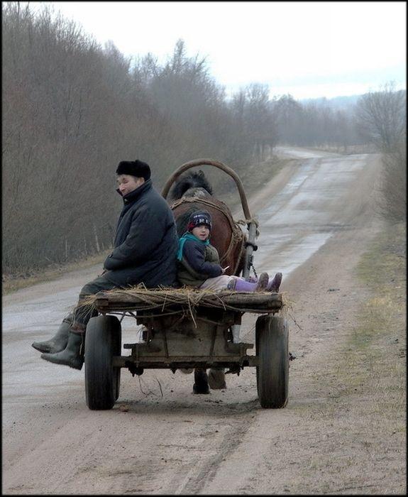 Дороги России (68 фото)