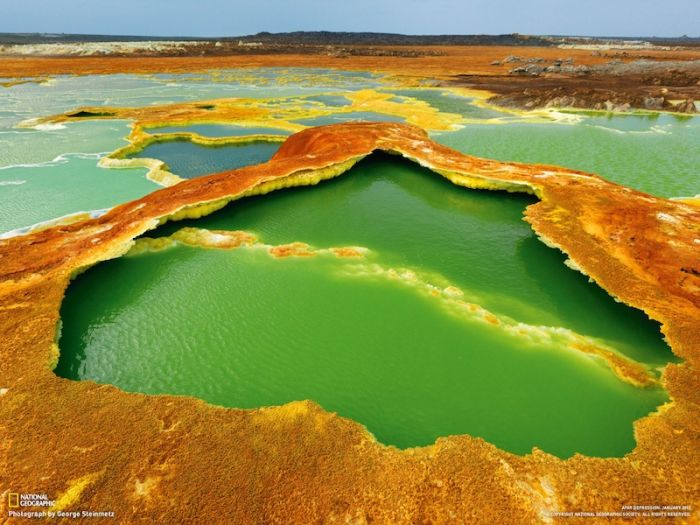 Африка от Джорджа Стайнметца (47 фото)