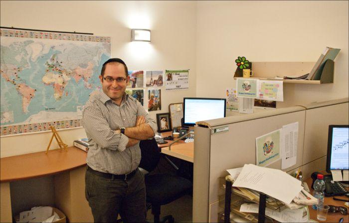 Офис компании ICQ (44 фото)