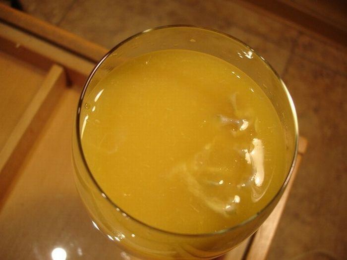 Сюрприз в соке (8 фото)