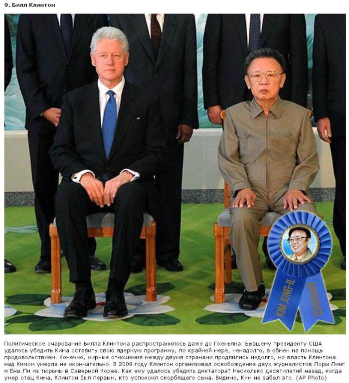 Вещи, которые любил Ким Чен Ир (10 фото)