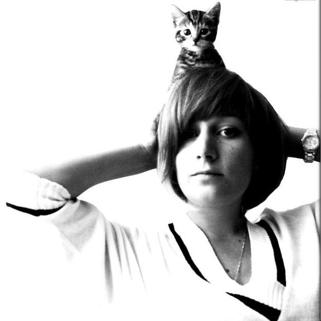 Коты, сидящие на головах (40 фото)