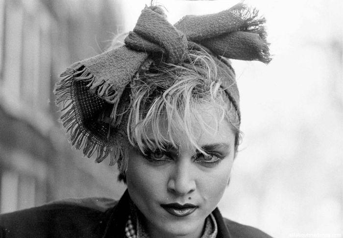 Madonna в молодости (31 фото)