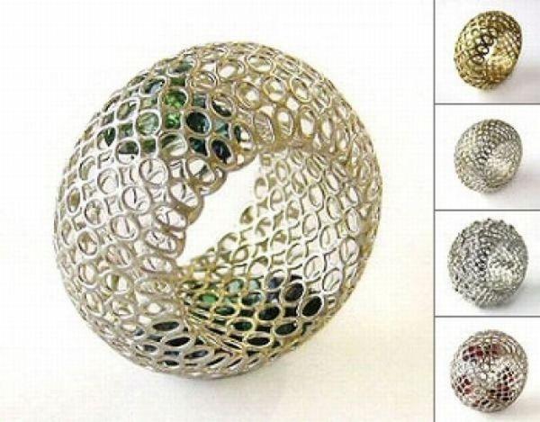 Креативные обручальные кольца (55 фото)