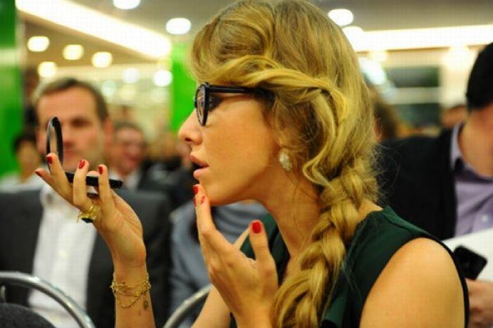 Как менялась Ксения Собчак (55 фото)
